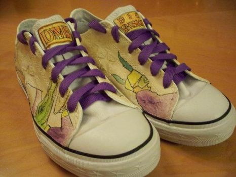 DMB Custom Shoes by Kangas