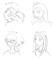 TGS Heads by Crocface