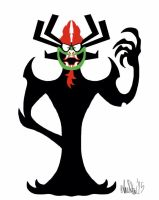 Favorite Characters: Aku by TheIransonic