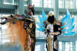 2013 Blizzcon cosplay, Imperius by pachifanclub