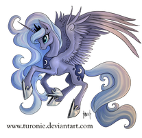 Princess Luna by Turonie
