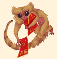 Year of the Monkey by adailey