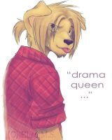 """Drama Queen"" by nocturnalMoTH"
