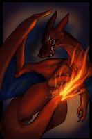 Charizard by Zannathedragon