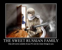 russian family by purpLesBLACK