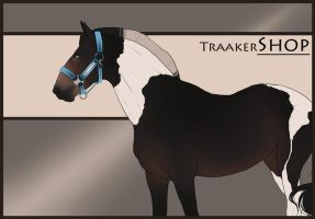 TraakerShop|FREE Halter|BlueCover by BRls-love-is-MY-Live