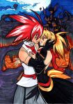 Adell and Rozalin by x3Chibix3