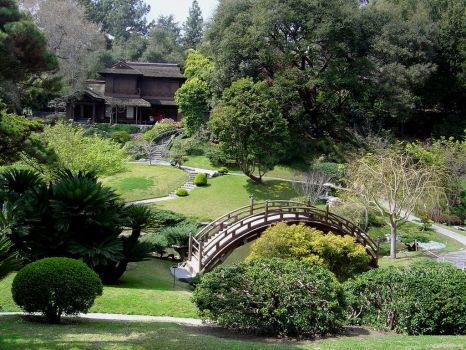 Japanese Gardens by AndySerrano