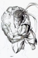 Ryu by -vassago-