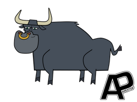 Total Drama Style: Bull by ApexTDF