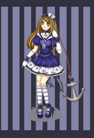 Sailor Lolita by hazelt1995
