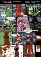 Onlyne Z: chap.2- Powerpuff holiday pag 23 by BiPinkBunny