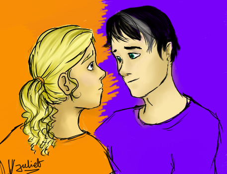 Percabeth by tonksgiuly