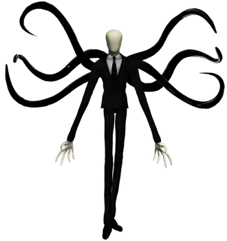 Slenderman Resource/Stock by dimelotu