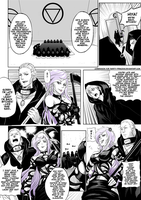 The Jashinists - doujinshi - page 1 by Lairam