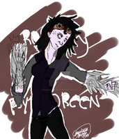 Roxy Pyroreen by Nuclearpsychotic