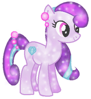 Contest Entry : Crystal Pony by UnicornsInWater