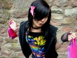 fashion emo girl 2 by fouduciboulo