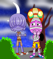 jelly jamm - The Fear Of Jammbo by mismisterius