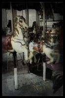 iPhoneography   Carousel by Gerald-Bostock