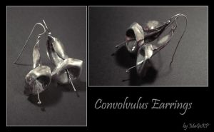 Convolvulus Earrings by MaGeXP