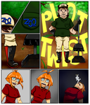 All the Caged Years Pg.6 by JJJorgie