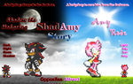 Shadamy Story Poster (Opposites Attract ) by ShadowSaiyanXD