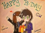 Happy B-Day GW by I-Love-Ghost-Writer