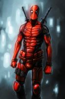 Deadpool by digitalinkrod