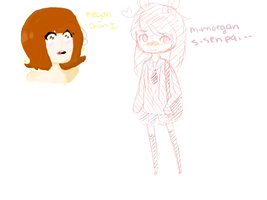 pixiv+(me+morgan)= this by pppeeps