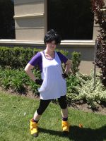 AN2013: Videl Satan by Swamnanthas