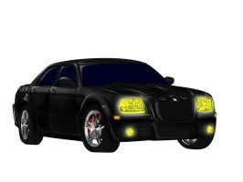 Chrysler 300 Commission by cdmalcolm