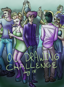 OC Challenge 18 (non-animated version) by past-liam