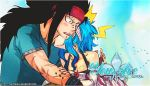 You Are My Fairy Love-Gajeel and Levy  -  Edition by Calitaichiji
