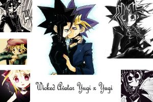 Wicked Avatar x Yugi by AssassinMassie