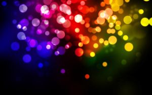 Bokeh effect wallpaper 3 by CucuIonel