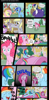 Rianbow dash lee cupcakes parte 2 by Mercury2099