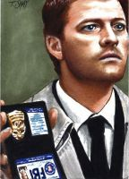 Supernatural-FBI Agent Castiel by Dr-Horrible