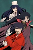 HELLSING - one and the same by FerioWind