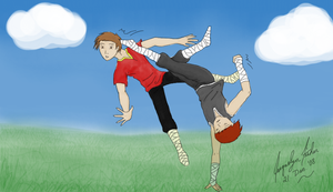 TToM - Training Years Colored by jacquelynfisher