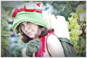 Teemo - League of Legends by DrikaCPR