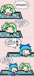 [4koma Friday] Prescriptions For Dummies by LostRey