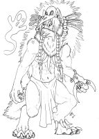 kalio sketch new by Suenta-DeathGod