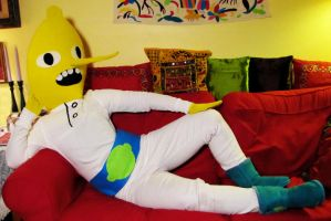 Lemongrab 2 Cosplay Picture 2 by TheEarlofLemongrab