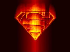 Superman Burn by Superman8193