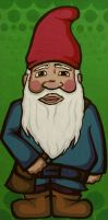 Happy 420 from Jeb the Gnome by StephaniTheArtist