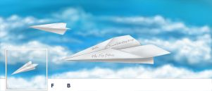 Fly For Future facebook cover by funnyberserker