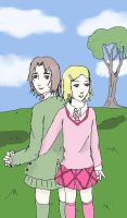 APH: PolLiet: Nice Day by AmaranthBlacktree