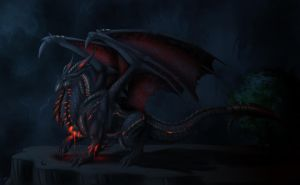 Just Deathwing... by Ghostwalker2061