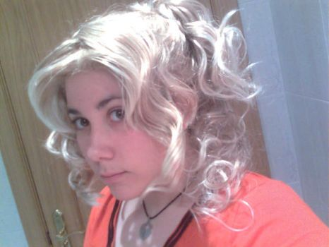 Terra's wig finished by BlazeHikari